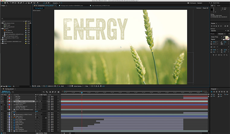 After Effects Training Montreal