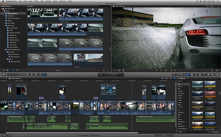 Final Cut Pro X Training Montreal