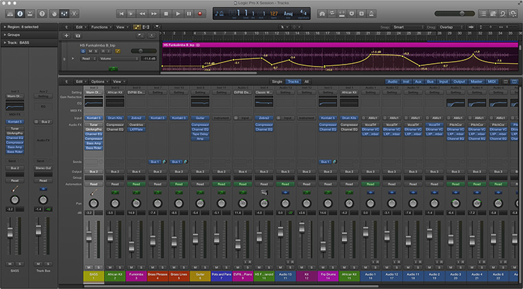 Apple Logic Pro Training Montreal