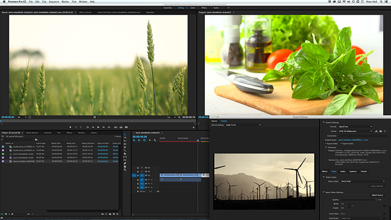 Adobe Premiere Pro Training Montreal